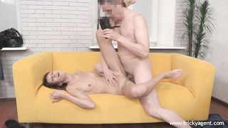 Blond Lizaveta K is a mischievous that loves sex