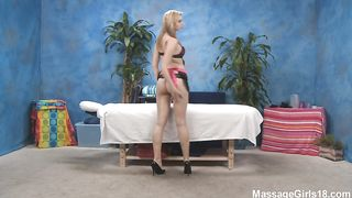 Sinful Molly Bennett got down and filthy with a pussy tester whom she liked a lot